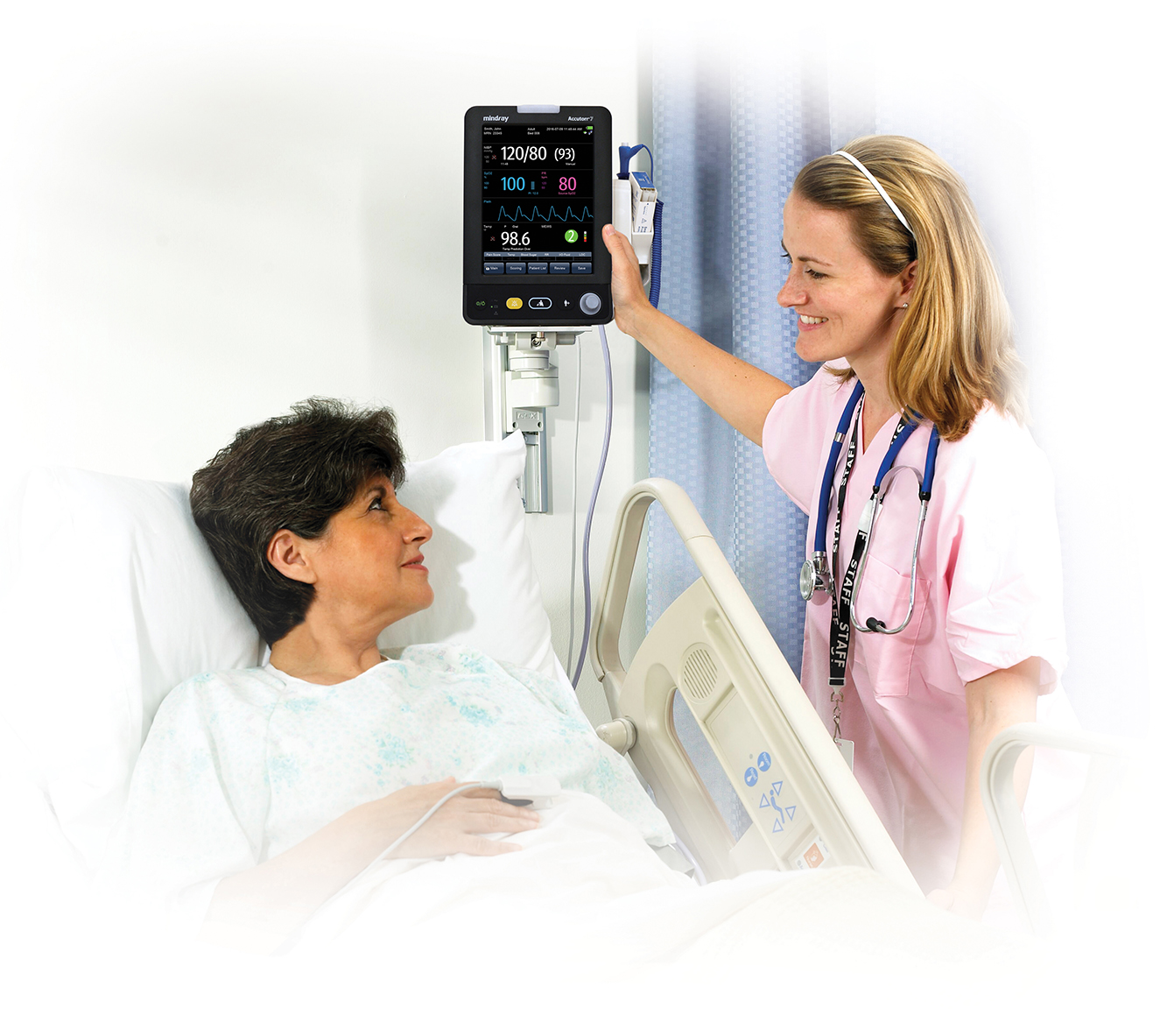 health facility vital sign machines