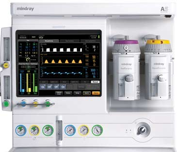 A5 Anesthesia Machine