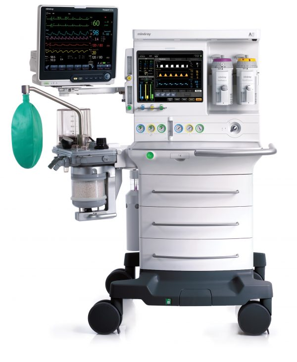Anesthesia Delivery Machine