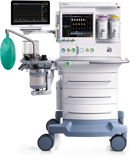 A4 Advantage Anesthesia Machines