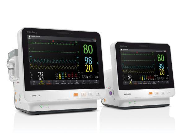 ePM 10M/12M Patient Monitors