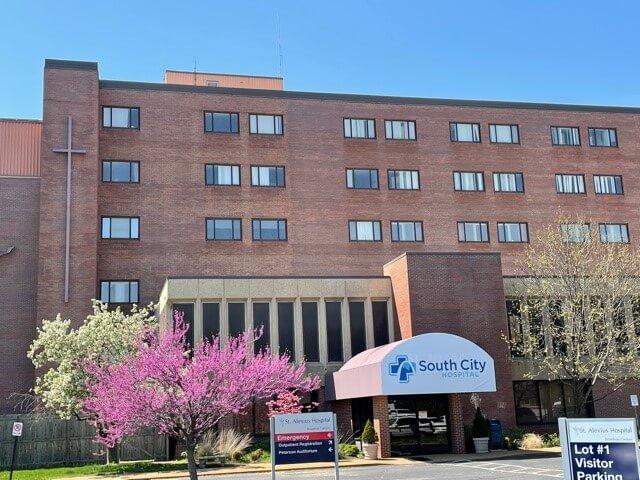 south city hospital mindray