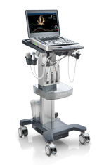 M9 ultrasound machine